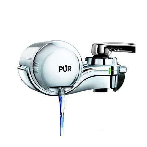 pur mineralclear advanced plus horizontal faucet mount