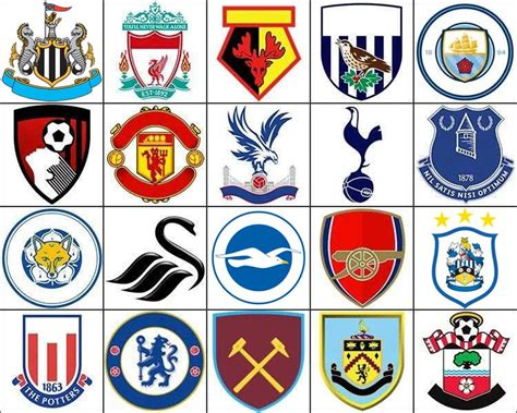 epl quiz questions find the premier league logo quiz