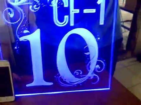 Acrylic Nomor Rumah nomor rumah akrilik murah marketing