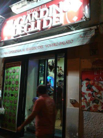 pizzeria giardino degli dei salerno giardino degli dei salerno ristorante recensioni