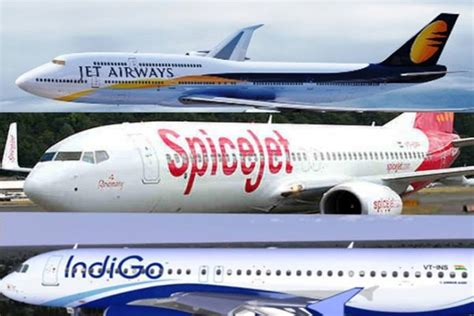 jet airways spicejet and indigo charged for fuel surcharges fixing in air cargo transportation