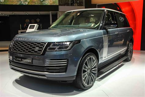 land rover autobiography 2018 land rover autobiography car release date and