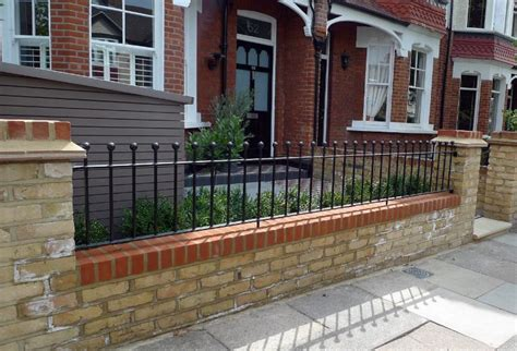 Garden Wall Railings Brickwall Builders Paving Company Patio