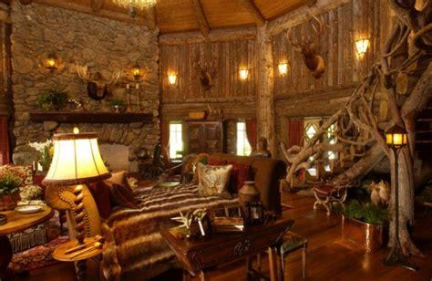 rustikale möbel wohnzimmer wohnzimmer deckenlen rustikal dekoration inspiration