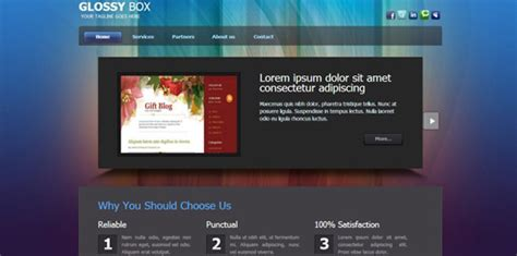 design your html best free html css web templates