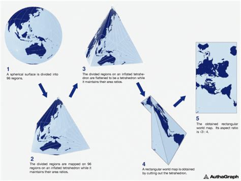 design competition japan this map of the world just won japan s prestigious design