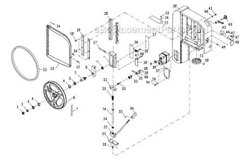 powermatic pm1800 parts list and diagram