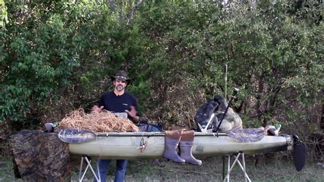 boat dog r duck hunting gear to get started kayak duck hunting youtube
