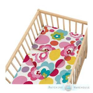 Baby Bedding Measurements Childrens Cot Size Duvet Cover Pillowcase Nursery Baby