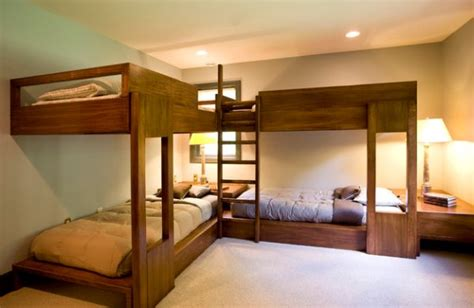 Bunk Bed Designs For Adults 50 Modern Bunk Bed Ideas Home Design
