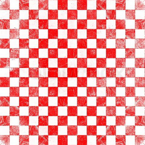 Floor Decor And More grunge red checkered abstract background stock photo