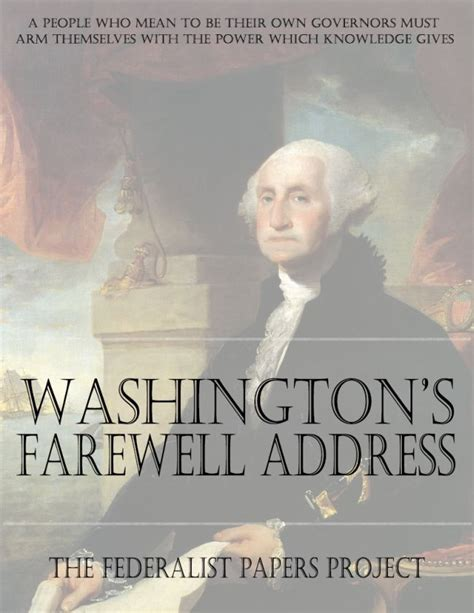 washington s farewell the founding s warning to future generations books george washington s farewell address free ebook