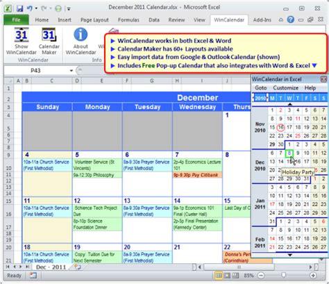 Win Calendar Wincalendar E Installazione Windows