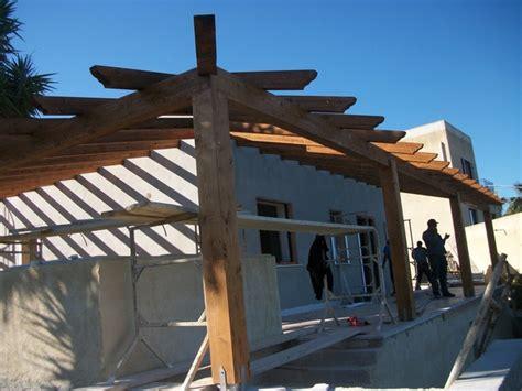 costruzione tettoie in legno costruzioni in legno lamellare marsala trapani