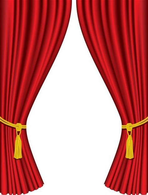 art curtains the gallery for gt curtain call clip art