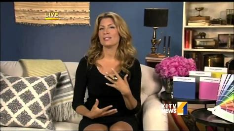 genevieve trading spaces genevieve gorder shares her design tips on kitv4 morning