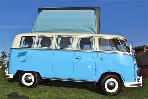 volkswagen minibus 1964 1964 volkswagen bus vanagon 13 window dormobile kombi for