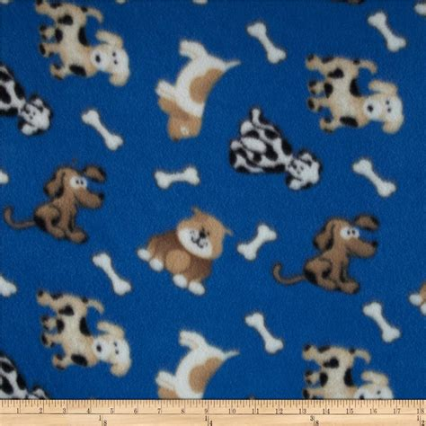 puppy fabric polar fleece fabric images