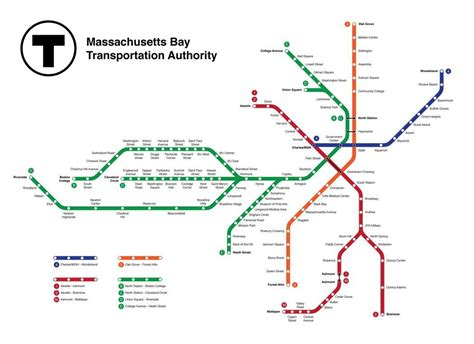 boston map subway subway map boston subway boston map united states of