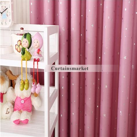 blackout curtains girls girls pink blackout curtains nrtradiant com
