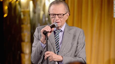To Be Interviewed By Larry King by Larry King Contradicts C Says Wasn T