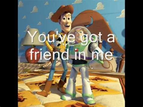 you ve got a friend testo e traduzione story you ve got a friend in me lyrics