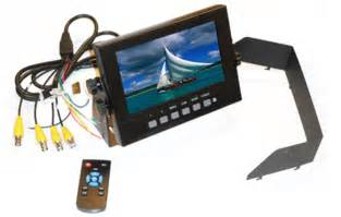 Rugged Computer Monitor by Business Cctv Monitors Security Monitors Rugged Cams