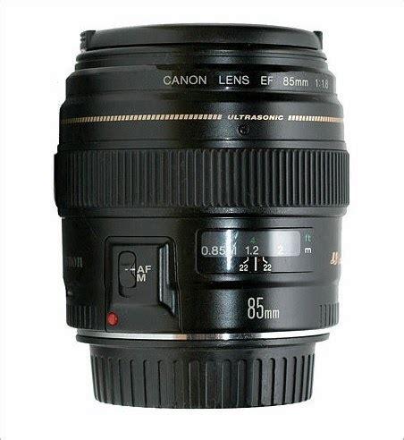 Lensa Canon Ef 85mm F 1 8 Usm harga lensa kamera canon ef 85mm f 1 8 usm terbaru