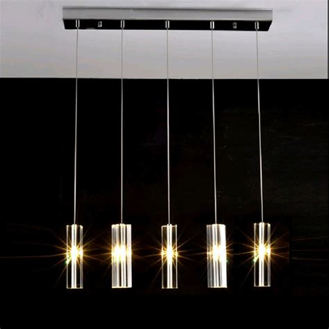 hanging lights in kitchen aliexpress buy hanging dining room l led pendant