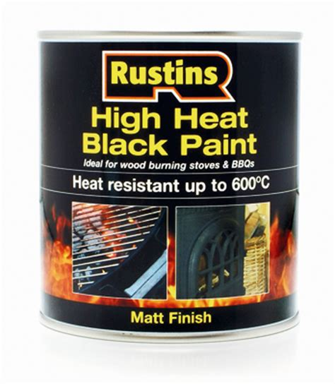 resto coatings coo var heat resistant gloss black paint