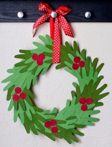 10 handprint christmas crafts for kids parenting