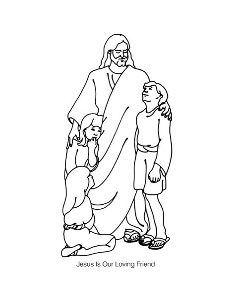 coloring pages jesus child jesus children coloring page az coloring pages