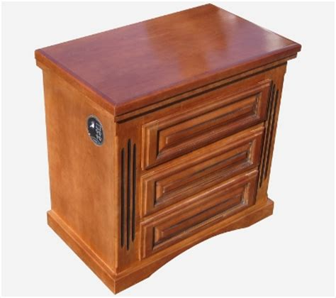 Biometric Gun Safe Nightstand bedside gun safes great for getting rid of that bump in