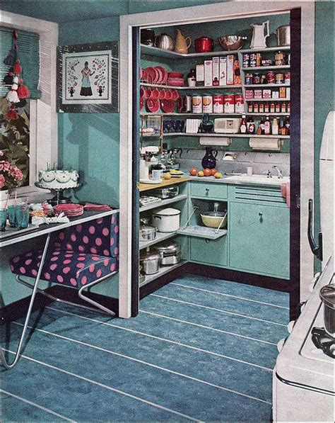1952 armstrong kitchen pantry by american vintage home
