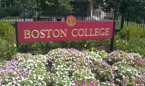 Boston Unversity Mba Focus by Grad School Boston College Grad School
