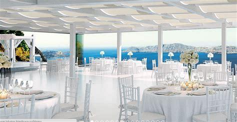 La Ciel, Santorini, Greek Islands Weddings // Greek