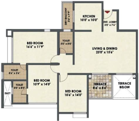 bhk means what is 1 bhk 2 bhk 3 bhk 0 5 bhk in a flat layout