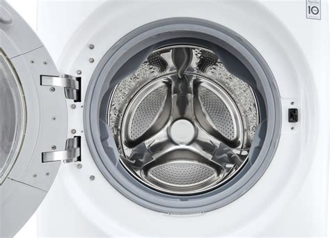 lg wm3170cw 27 inch 4 3 cu ft front load washer with 7