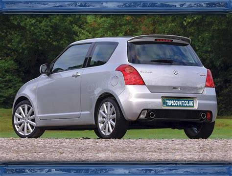 Suzuki Mk2 Suzuki Mk2 Roof Spoiler