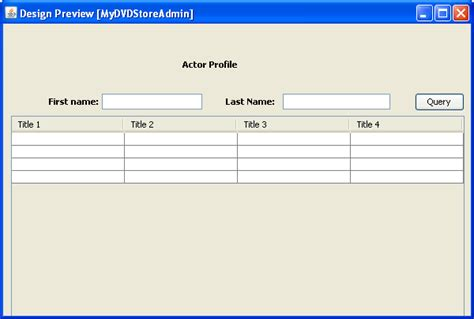 form design in java swing creating the java swing application gui which contains