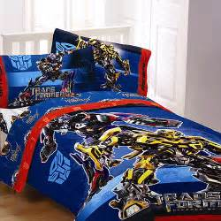 Transformer Bed Set Transformers 2 Comforter Toddler Walmart
