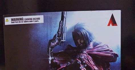 Play Arts Vincent Advent Children and summer play arts vincent review 7 advent children