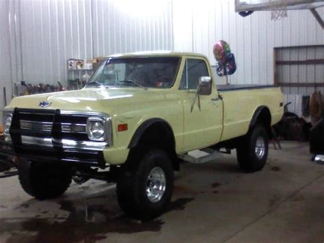 0 1969 pickup trucks old car and truck pictures 1969 chevy truck 4x4 lifted k20 custom 454 big block 3 4