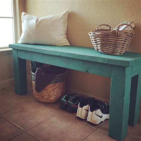 entryway bench diy 25 best ideas about diy bench on pinterest benches diy