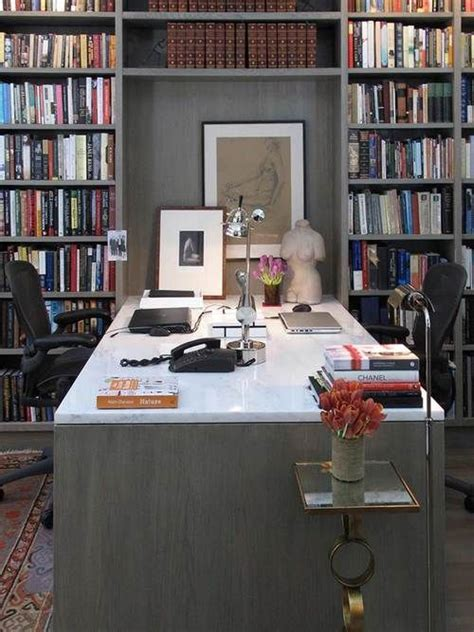 large home office desks 25 best ideas about shared home offices on