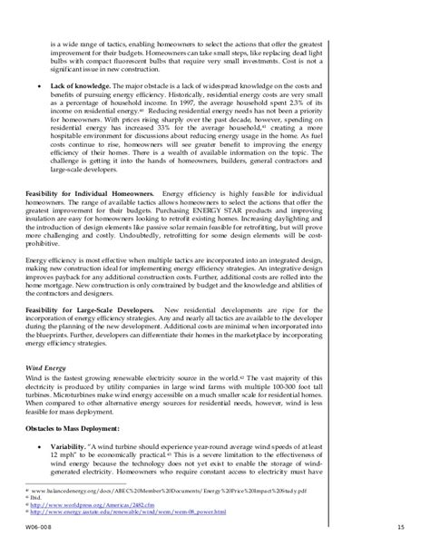 Mba Primer by Unc Mba A Primer On Green Building