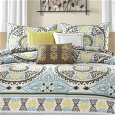 Park Bali Comforter Set by Jlo Plume Peacock Teal 4pc Set New