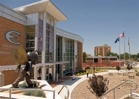 Emporia State Mba by Emporia State School Of Business