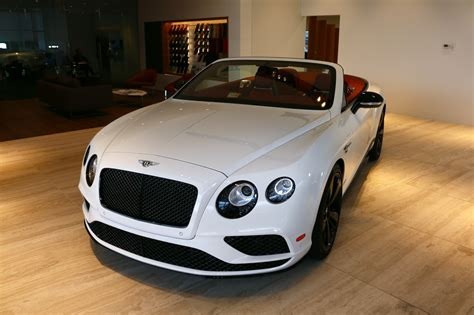 white bentley 2017 2017 bentley continental gtc speed stock 7nc059999 for
