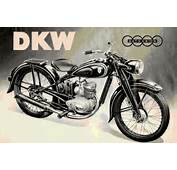DKW RT 125 Probably The Most Copied Motorcycle Of All Time Image